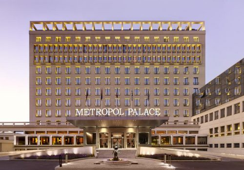 "Hotel ""Metropol Palace"" a Luxury Collection Hotel"