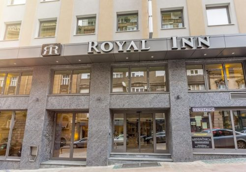 Hotel Royal in