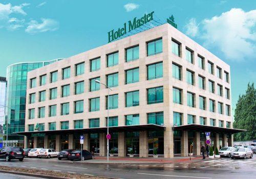 Garni hotel Master