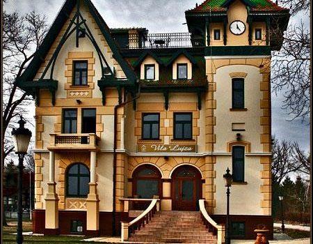Guest house vila Lujza