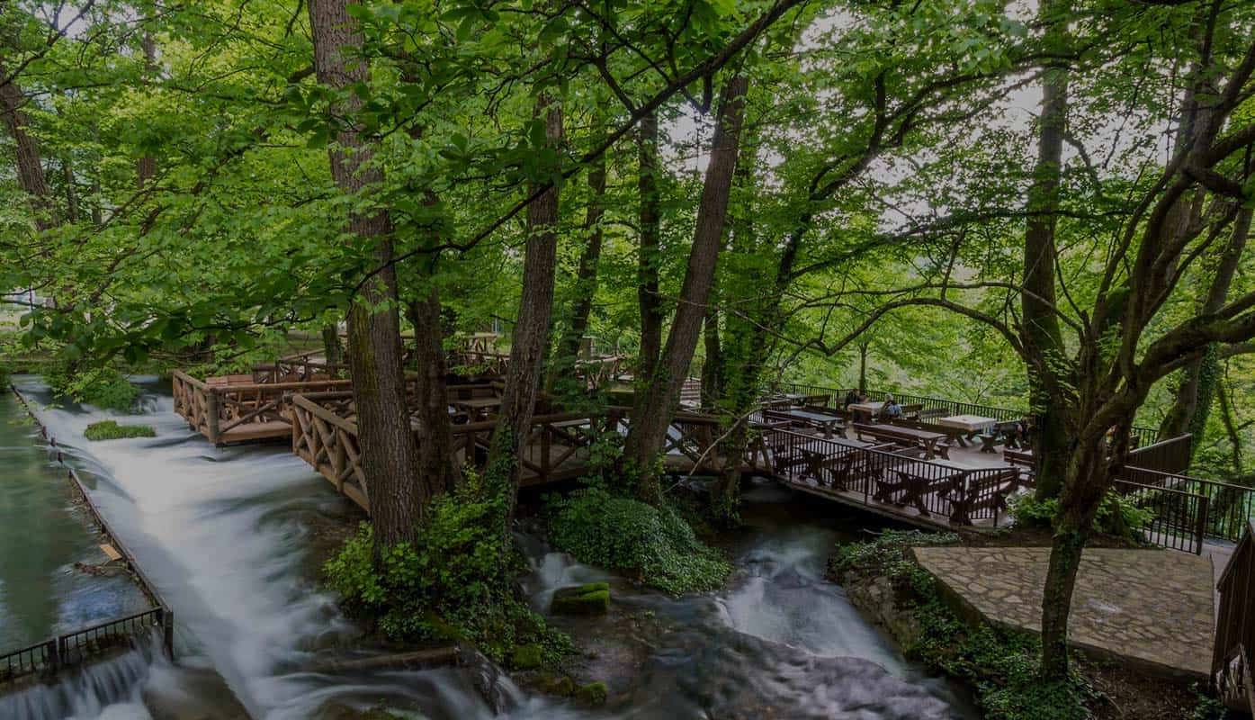 Jezero Perućac - Drina