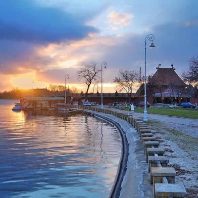 Subotica and Palić Lake