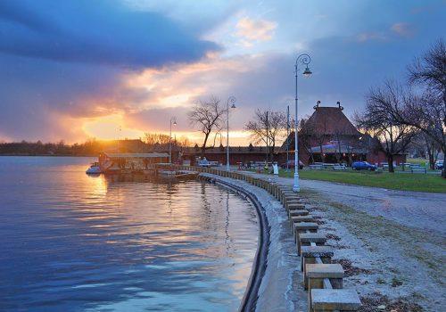 Zasavica, Subotica, Palic lake