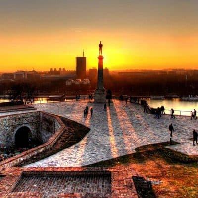 Belgrade Walking tour