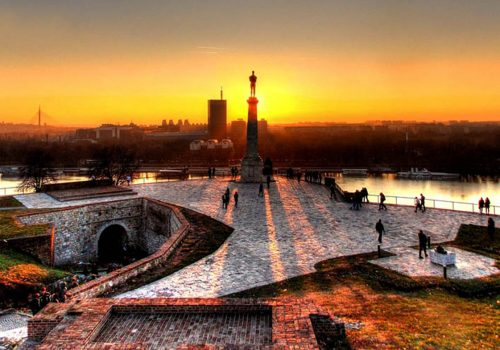 Feel Belgrade Welcome tour