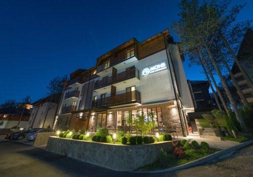 Garni hotel Mons sa depandasom Zlatibor