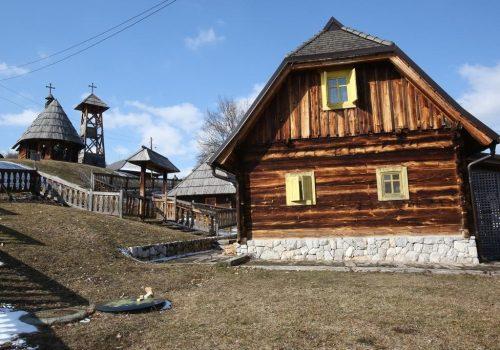 Tourist settlement Mećavnik