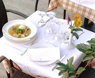 Restaurant Mala Slavija Fair