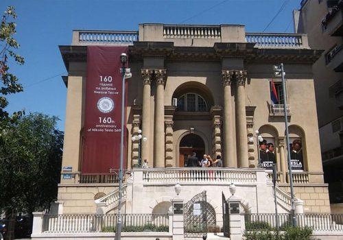 Grand museum tour