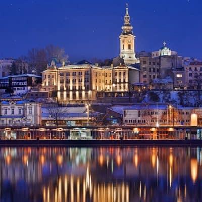 Serbia – Bosnia & Herzegovina – Croatia