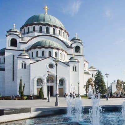 Belgrade sightseeing tour