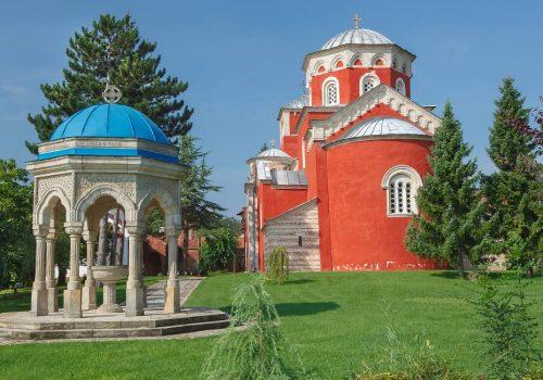 Medieval monastery tour