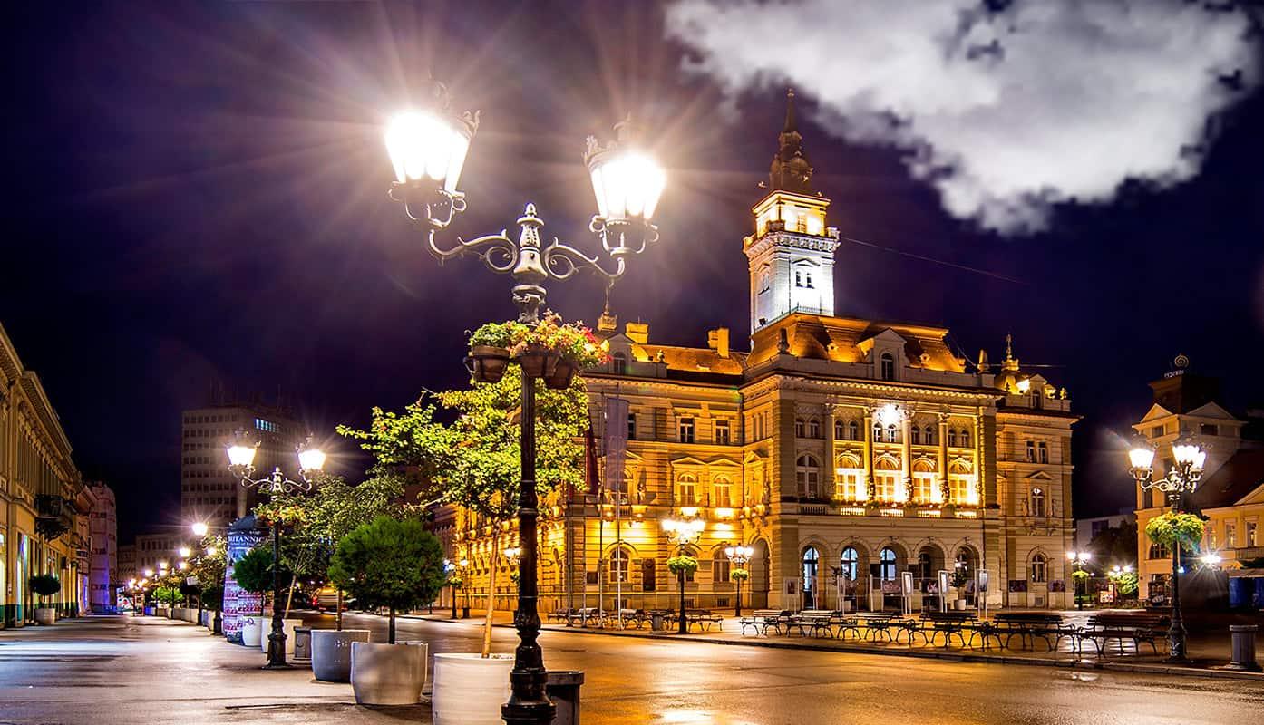 Novi Sad - Northern Serbia