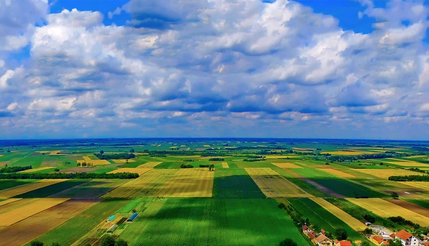 Vojvodina - northern Serbia