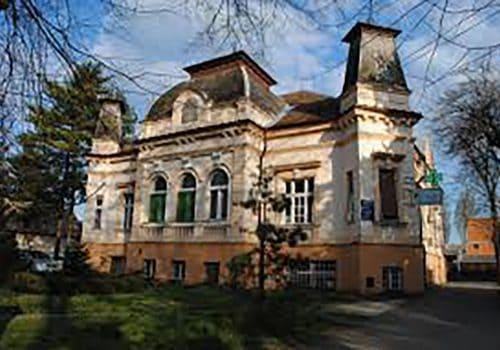 Castles of Vojvodina
