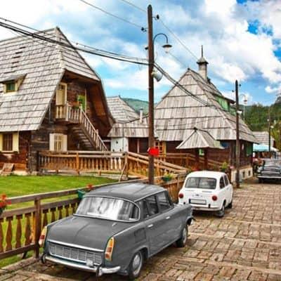 Mokra Gora tour