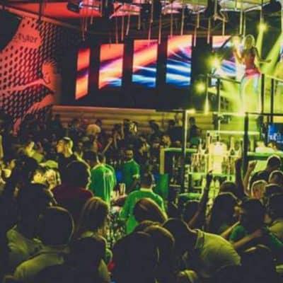 Freestyler night club