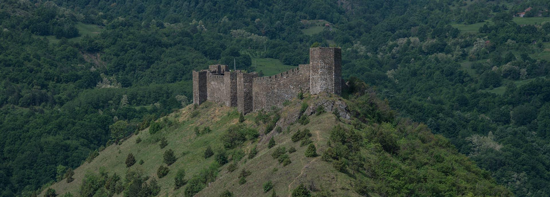 Maglić, 20km - južno od Kraljeva