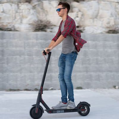 E-scooters rent